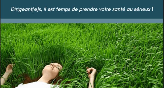 2e Forum De La Santé Du Dirigeant Avril 2019