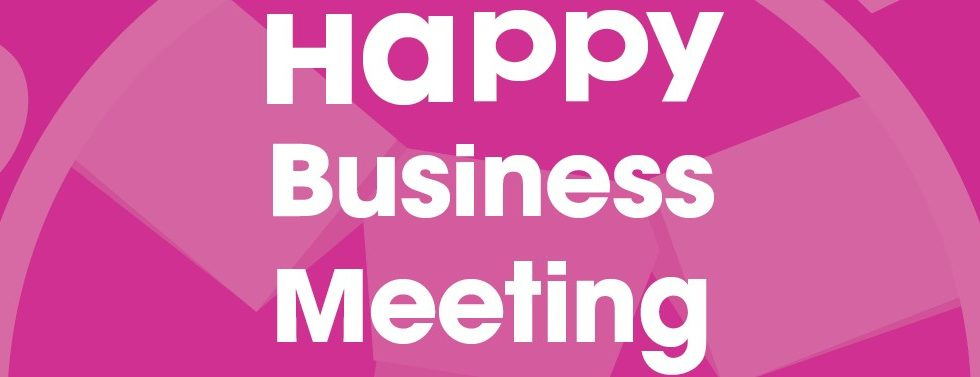Happy Business Meeting – Reporté